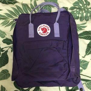 Fjallraven Kanken Backpack.